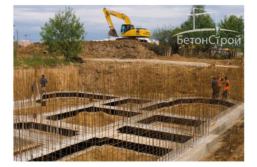 Строительство фундаментов под ключ