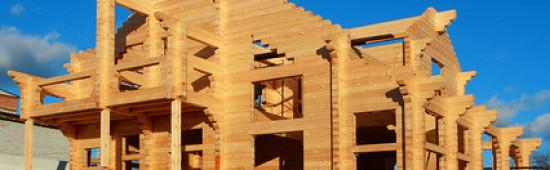 Строительство домов из дерева (брус, бревно)